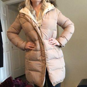 Ralph Lauren puff coat